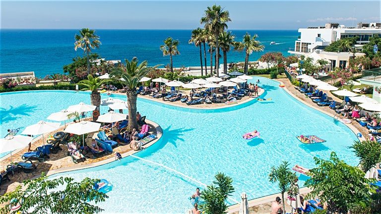 Hotell Blue Star Althea Beach Villas Fig Tree Bay Tui Se