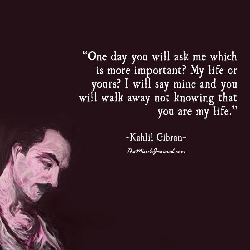 50+ Kahlil Gibran Quotes to Nourish your Soul
