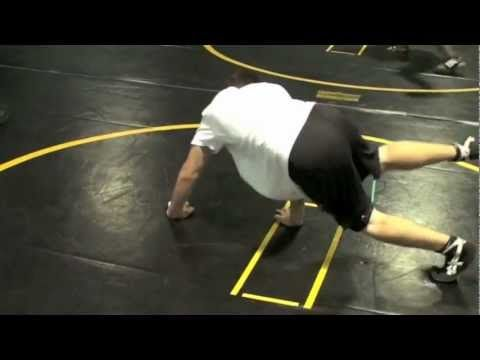 High School Strength and Conditioning for Wrestlers | Wrestling