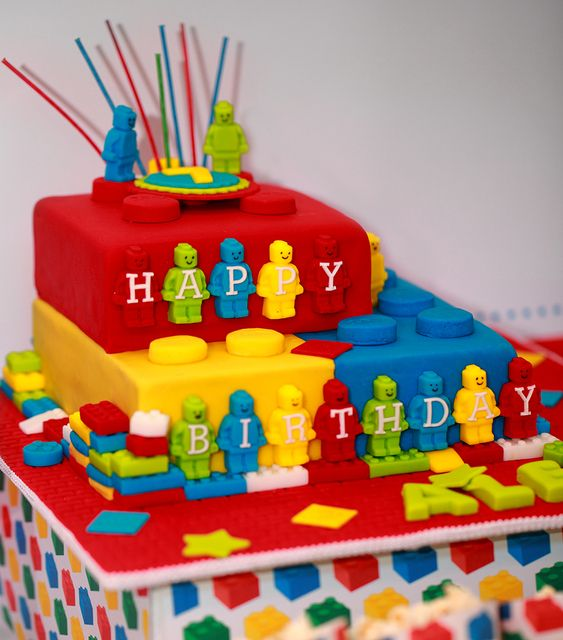 Peachy Colourful And Fun Lego Birthday Party Ideas With Images Lego Funny Birthday Cards Online Sheoxdamsfinfo
