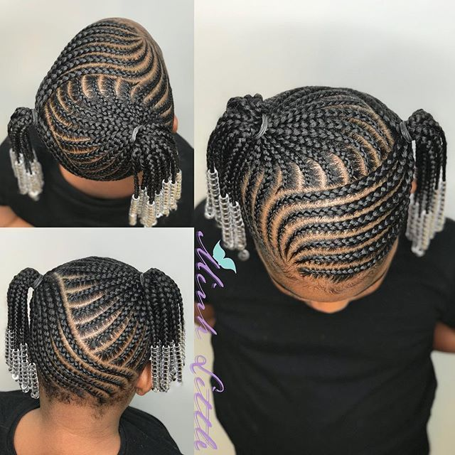 Atlanta Based Natural Hair Care Stylist Click Link Below To Start Your Hair Growth Jou Natural Hairstyles For Kids Braids For Kids Little Girl Braid Hairstyles