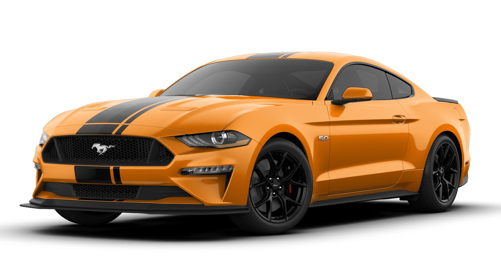2019 Ford Mustang How We D Spec It With Images Ford Mustang