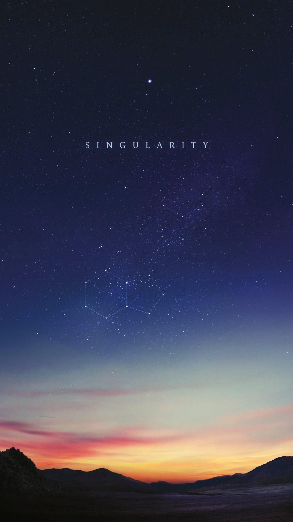 Jon Hopkins Singularity Album Cover Beautiful Wallpaper