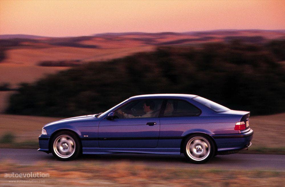 BMW M3 (E36) Coupé #BMWstories