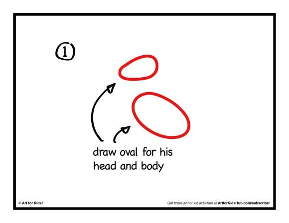 How To Draw A Reindeer Art For Kids Hub Art For Kids Hub Drawings Art For Kids