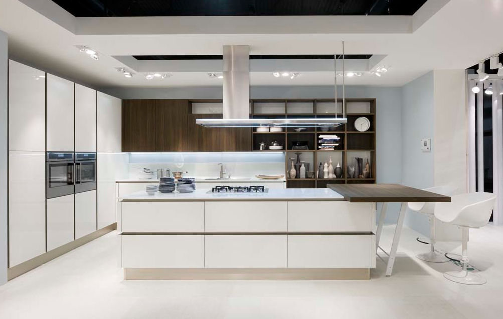 Stunning Cappe Per Isola Cucina Contemporary - Skilifts.us ...