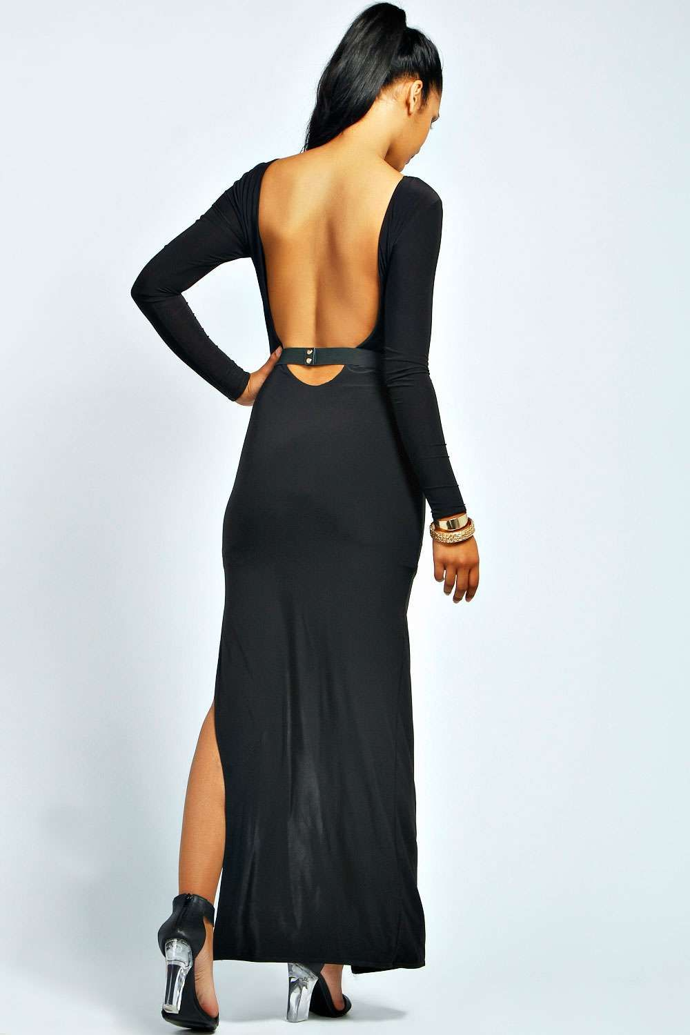 8e1d78410996 boohoo Night   Party Dresses, Heels & Clutch Bags   boohoo   Fashion ➕  beauty   Dresses, Fashion dresses, Sexy gown