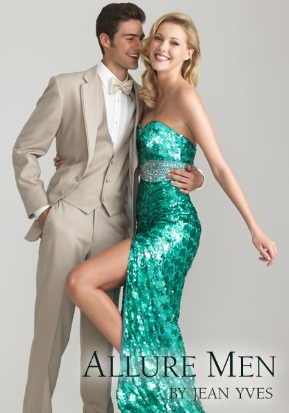 Tan Allure Men by Jean Yves - Tuxedo and Night Moves Dress now ...
