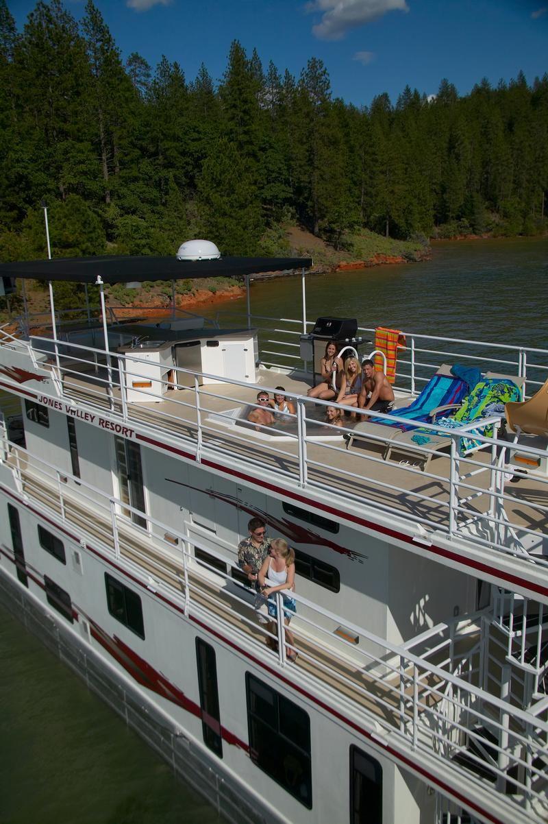 65 Titan Houseboat Titan Houseboat Rentals Shanty Boat
