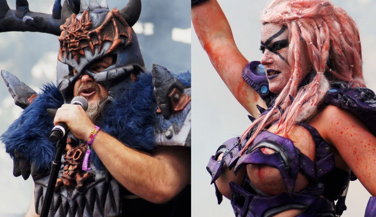 GWAR, the most brutal band in existence, has bolstered its ranks leading up to the GWAR Eternal Tour.  The Berserker Blóthar and Vulvatron are the latest intergalactic warriors to be banished to th...