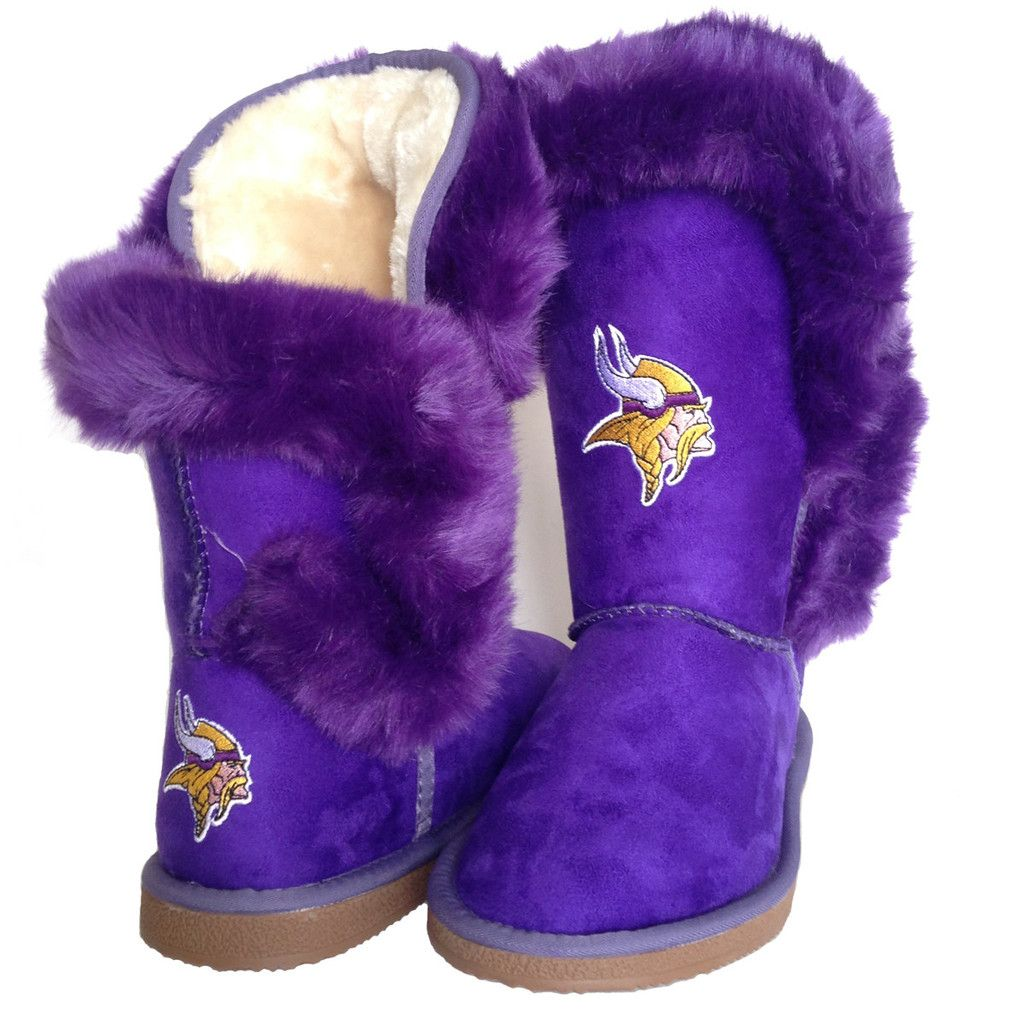 e8397d3062a Minnesota Vikings Women s Cuce Official NFL