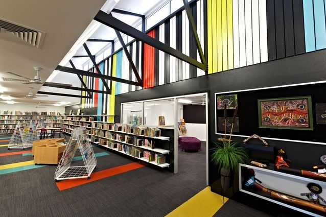 St Anneu0027s Catholic Primary School Administration And Library Refurbishment  U2013 BOLD Architecture + Interior Design