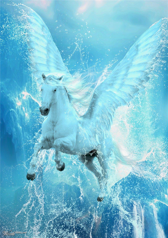 Fantasy Worth1000 Contests Fantasy Creatures Mythical Creatures Fantasy Horses
