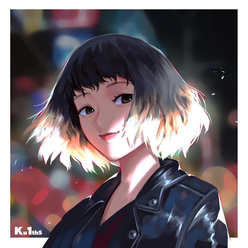 Joyiseo By Ku1ths On Deviantart In 2020 Korean Anime Korean Art Art