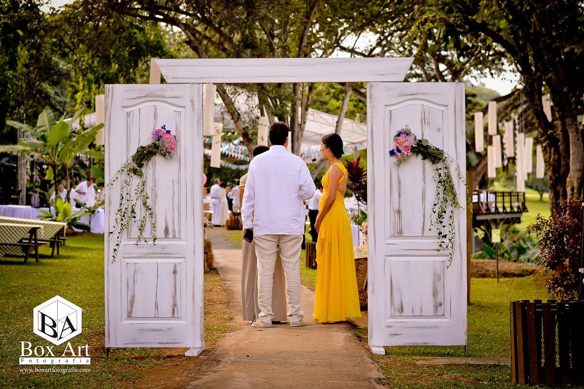 Puertas centri pinterest boda organizador de bodas - Decoracion bodas civiles ...