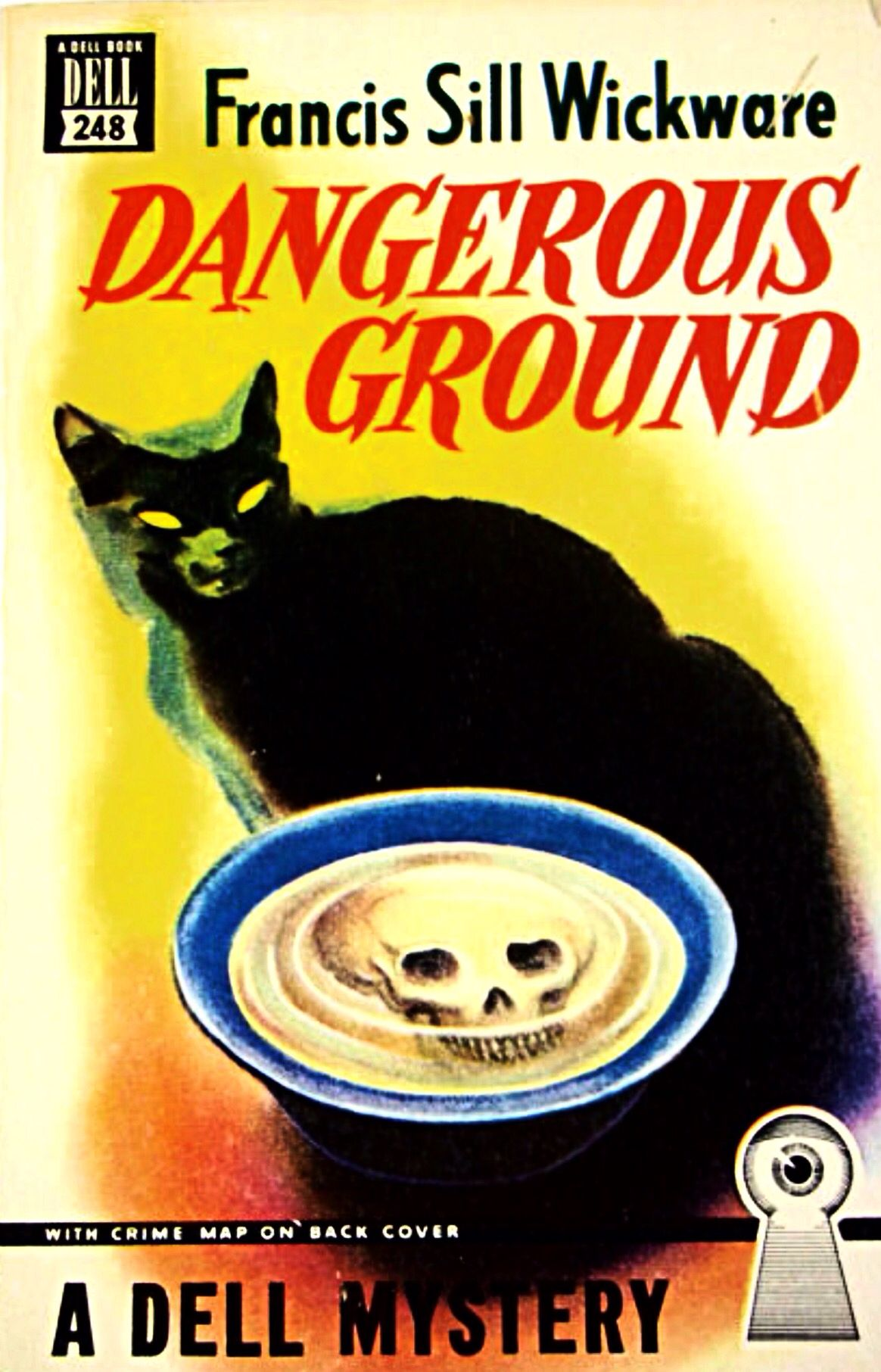 Cats In Art And Illustration Pulp Paperback Dangerous