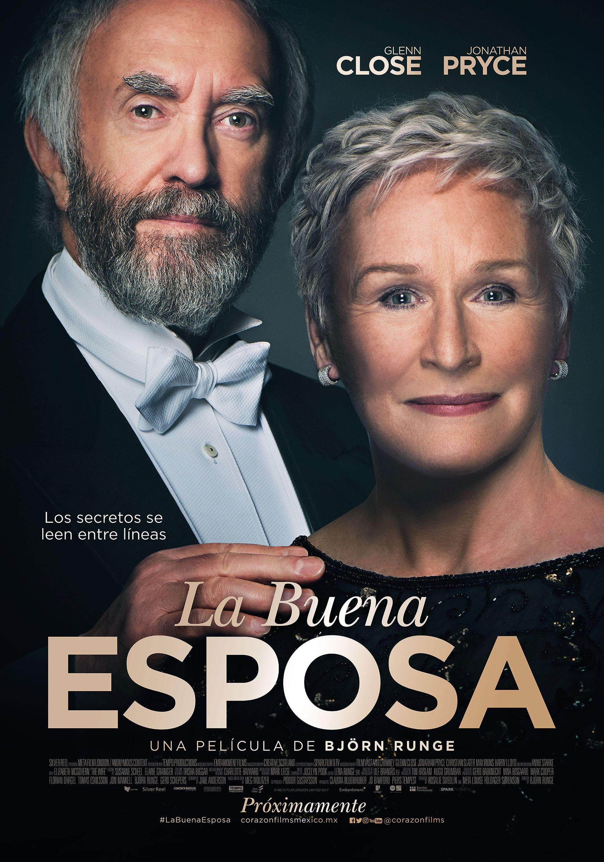 La Buena Esposa [ 4,9 ] Yelmo Icaria, 19/10/18