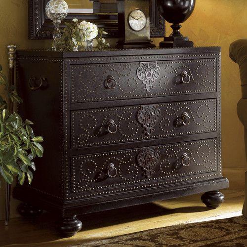 Wayfair Furniture Location: Kingstown 3 Drawer Tortola Chest