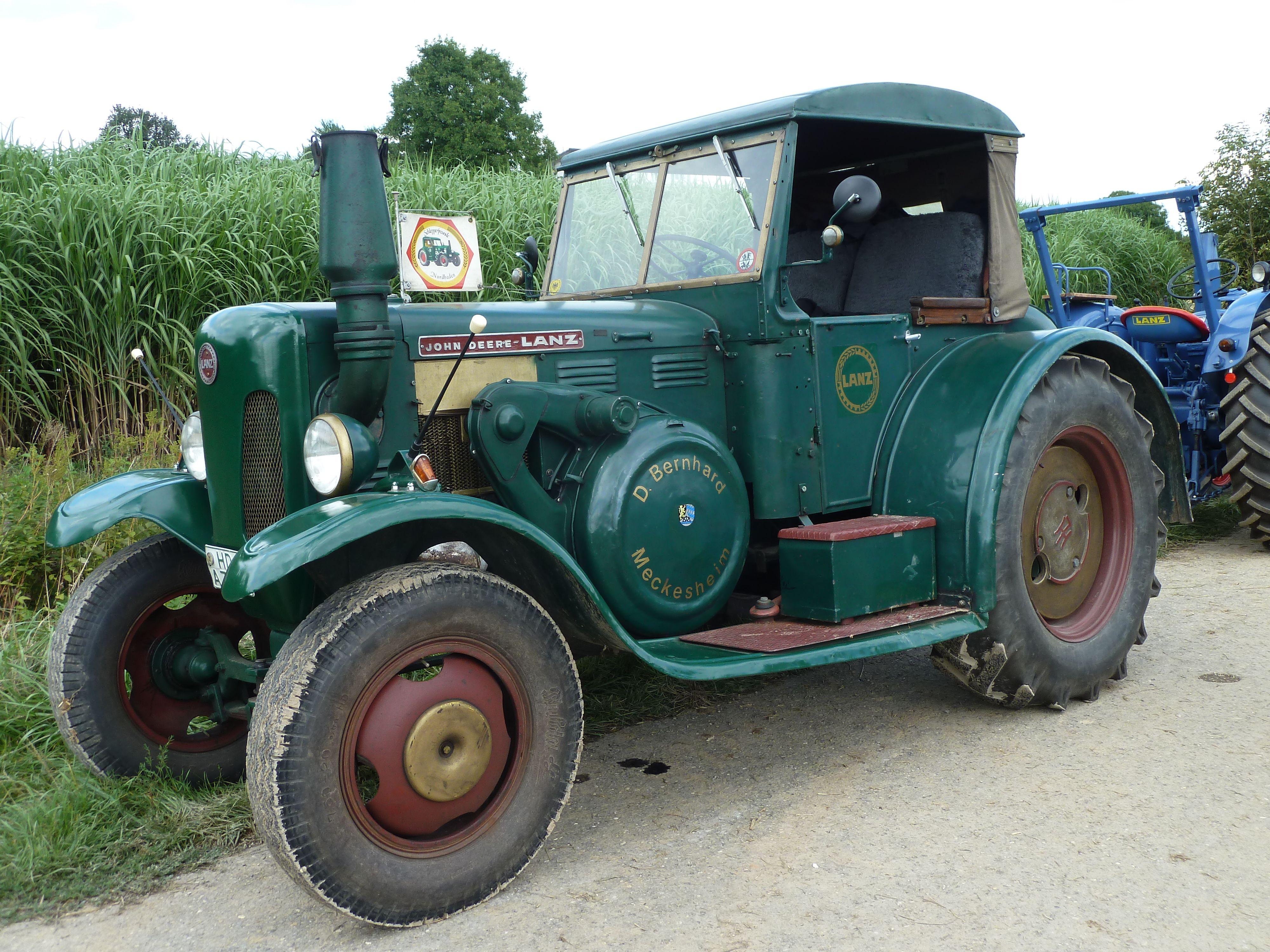 Sitzkissen für Oldtimer Traktor Trecker Schlepper Bulldog usw.