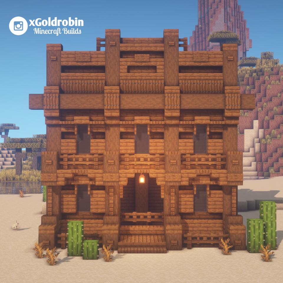 Western House  In 2020