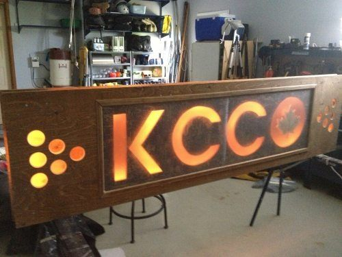 KCCO beer pong table! | Awesome things I wish I had | Pinterest ...
