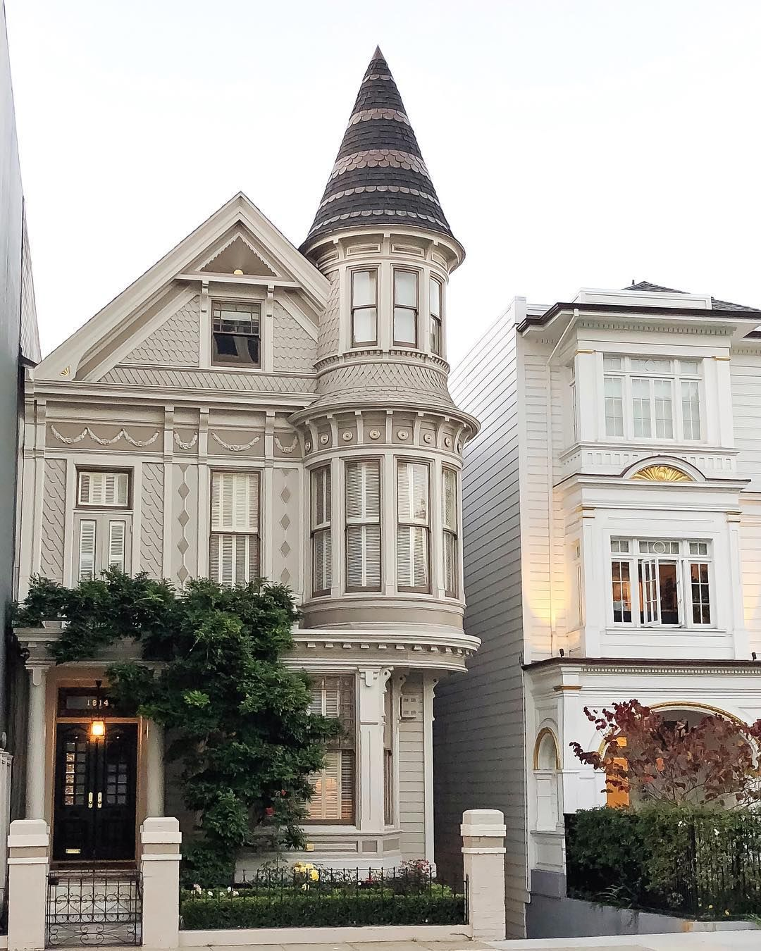 1900 / San Francisco (California) | My style | Victorian