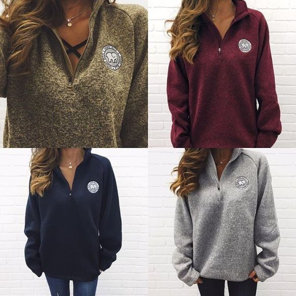 ed3f49322cb18 ISO Heathered Fleece Quarter Zip PLEASE READ  NOT SELLING  I m looking for