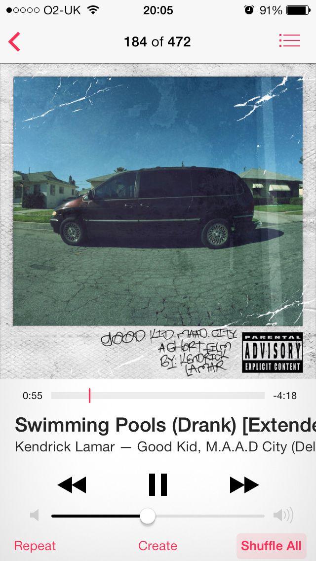 Swimming Pools (Drank) [Tribute To Kendrick Lamar ...  |Swimming Pools Kendrick Lamar Album
