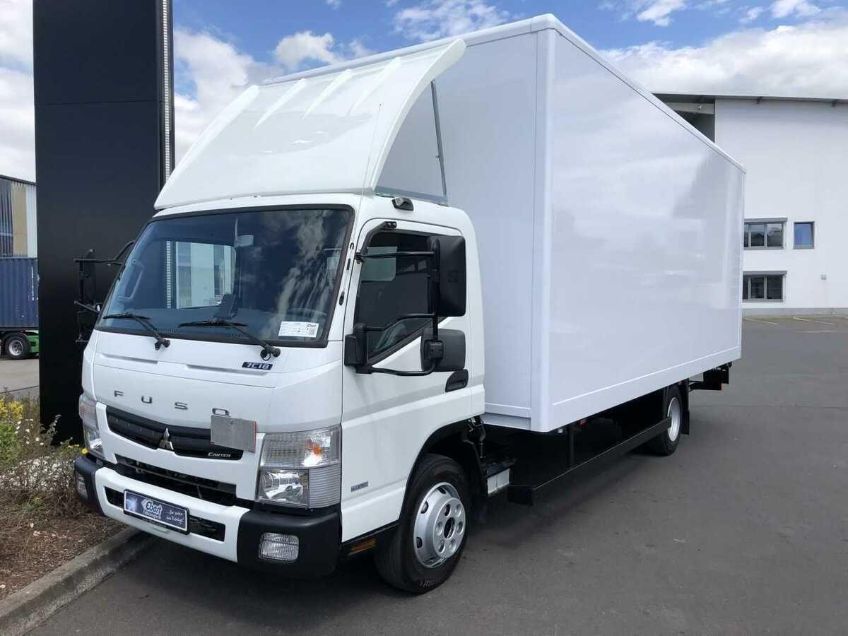 Fuso Mitsubishi Canter 7c18 4x2 In 2020 Trucks For Sale Van For Sale Mitsubishi Canter