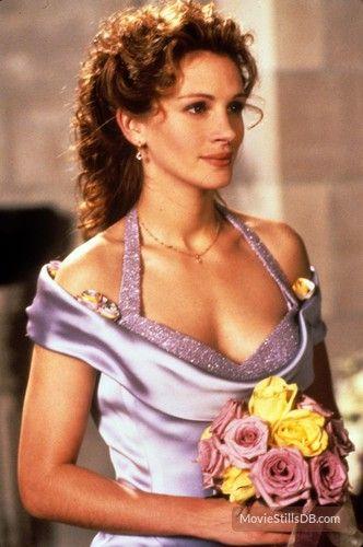 My Best Friend S Wedding Publicity Still Of Julia Roberts Julia Roberts Hair Julia Roberts Movies My Best Friend S Wedding