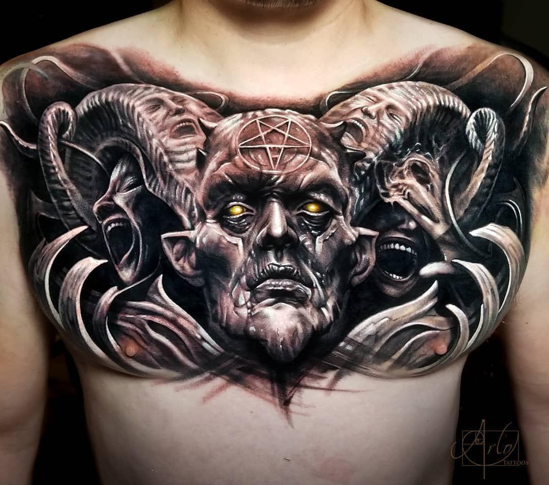 Pin Di Tattoo