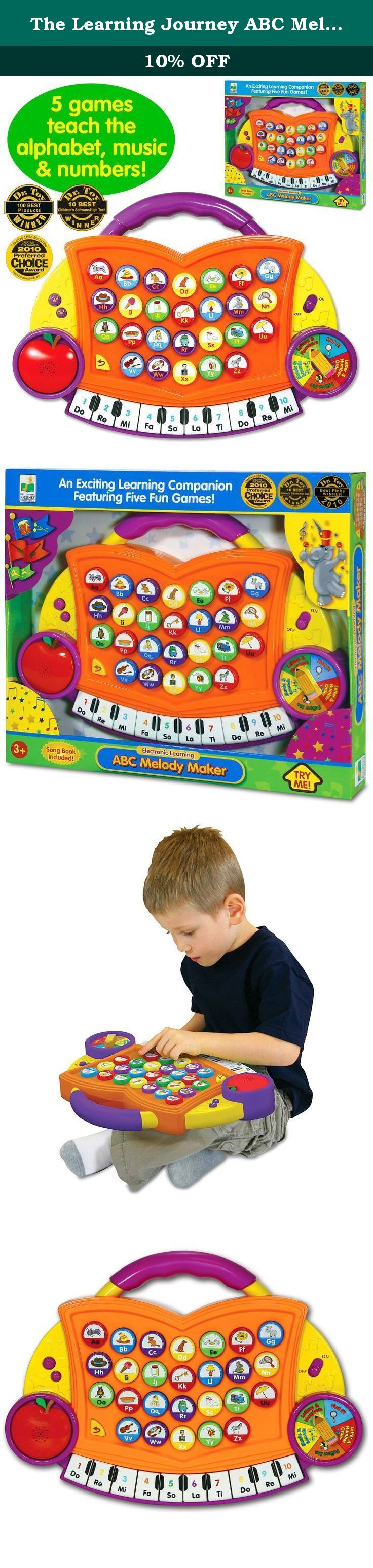 The Learning Journey ABC Melody Maker ABC Melody Maker is an