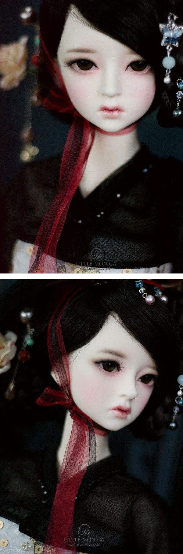 Ryuhwa - Little Monica 57cm Girl - BJD Dolls, Accessories - Alice's Collections