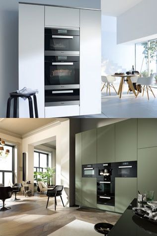 Miele Releases Full Range Of Touch Screen Kitchen Appliances
