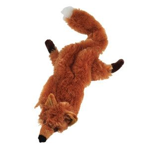 Null Dog Toys Fox Dog Fur Babies