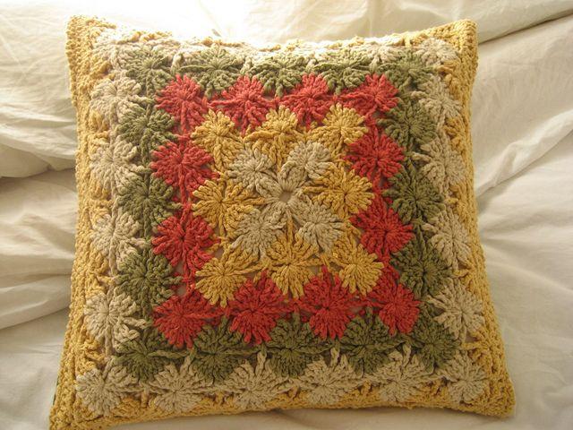 Wool-eater pillow.