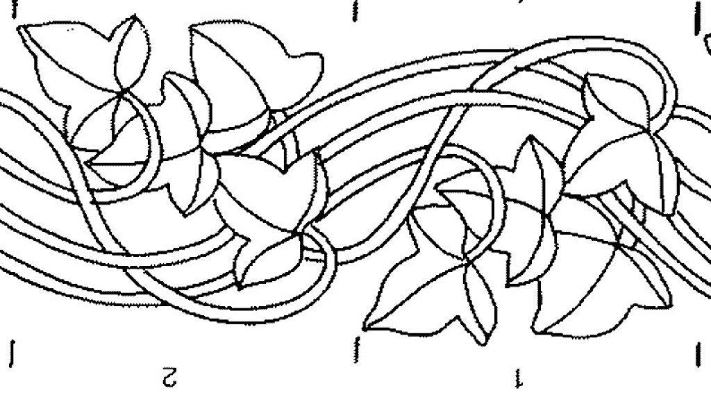 Cenefas o dibujos para pintar sabanas aprender manualidades es redwork pinterest - Dibujos de cenefas para pintar ...