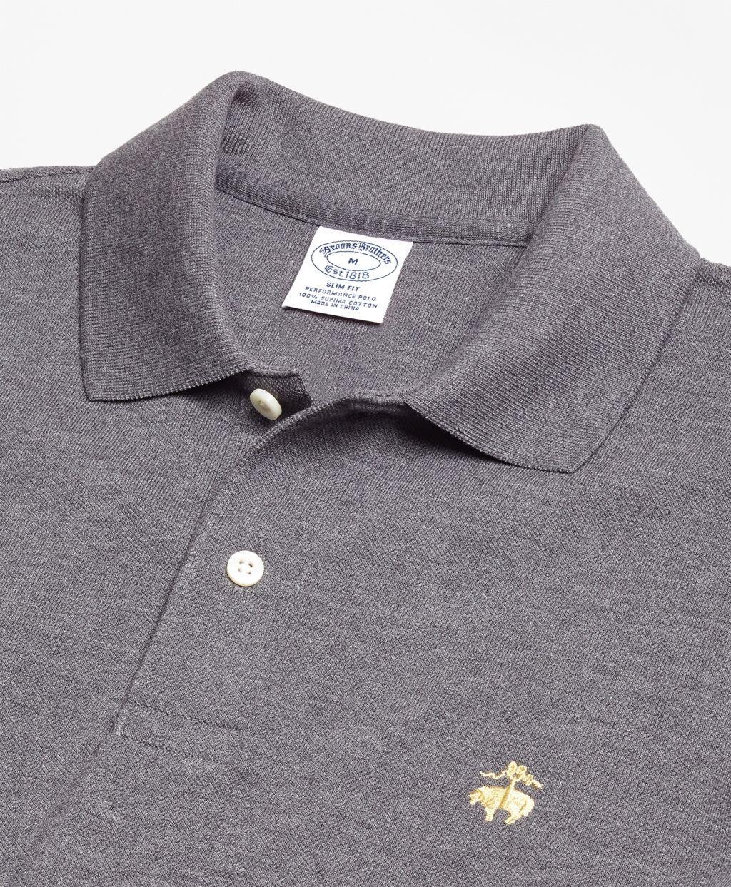 Brooks Brothers 1818 Original Fit Polo Men/'s