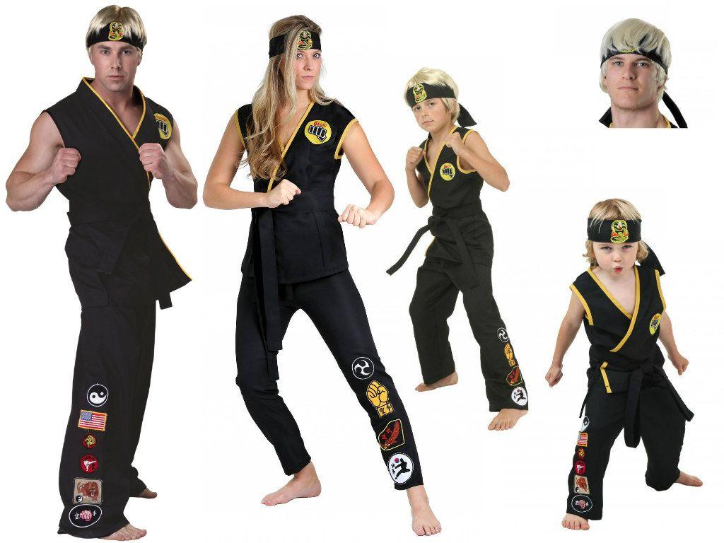 The Best Karate Kid and Cobra Kai Costumes Around Karate