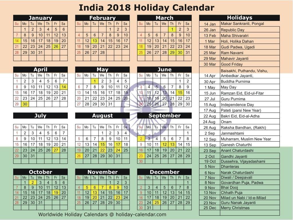 Collect Hindu Calendar English September 2019 Holiday Calendar