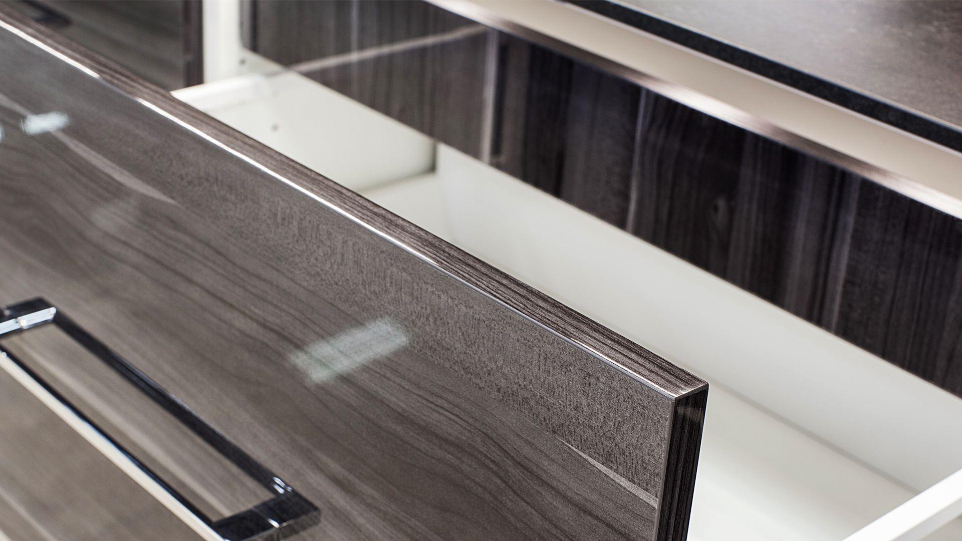 Ikea Kitchen Cabinets Custom Fronts Doors Vangarde Installed For