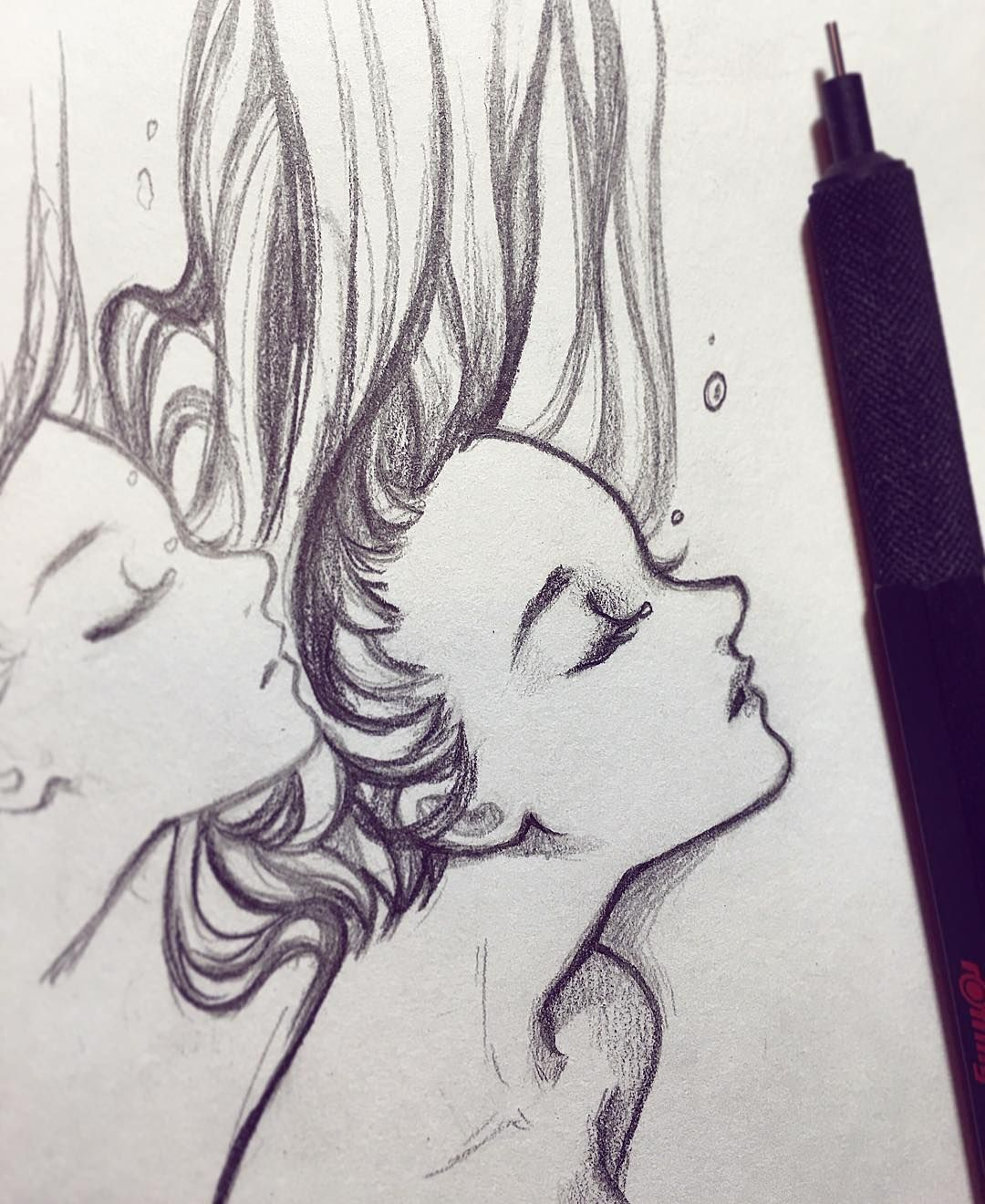 """Sketch Is Just A Delicious Piece Of Human: """"Doodling. Edit: Got It, I Was Just Impatient And"""