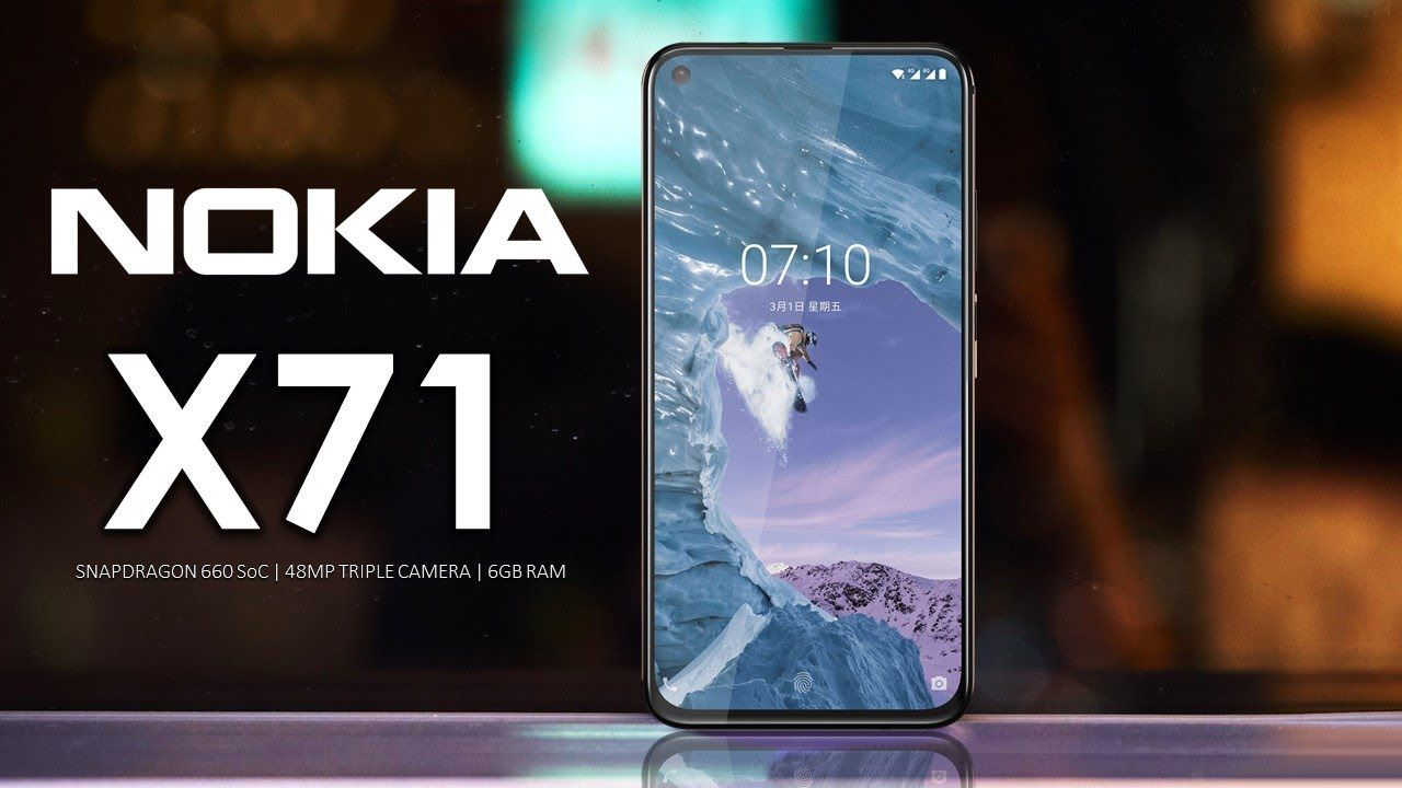 Nokia X71 Price Official Look Introduction Specifications