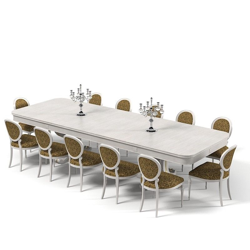 Icon Of 12 Person Dining Table: Designs And Benefits