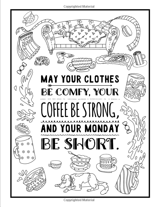 Amazon.com: Office Life: A Snarky Coloring Book for Adults ...