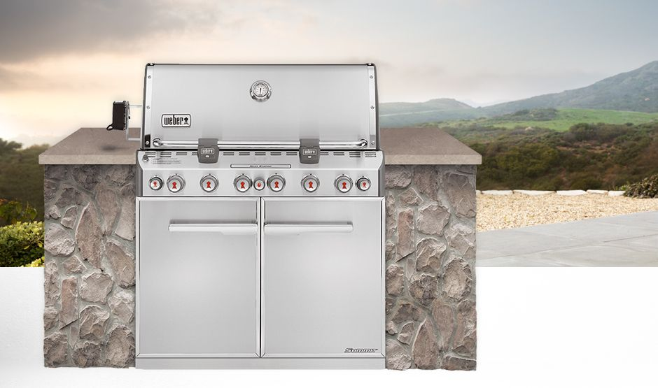 Weber S 660 >> Nick Weber Summit Series S 660 Or S 460 If We Need To Go