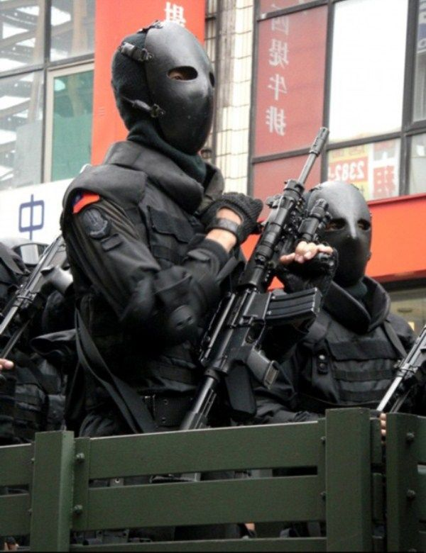taiwan special forces uniforms 3 pictures | Only Weapons  | Special