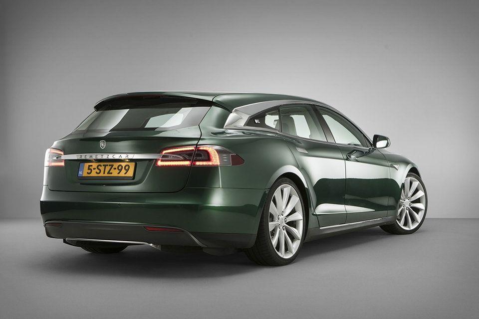 Remetzcar Tesla Model S Shooting Brake