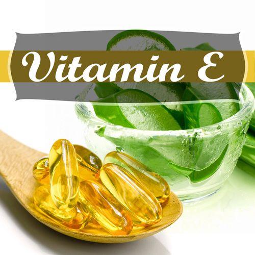 منتجات فيتامين هـ الطبيعية Natural Ingredients Vitamin E Vitamins