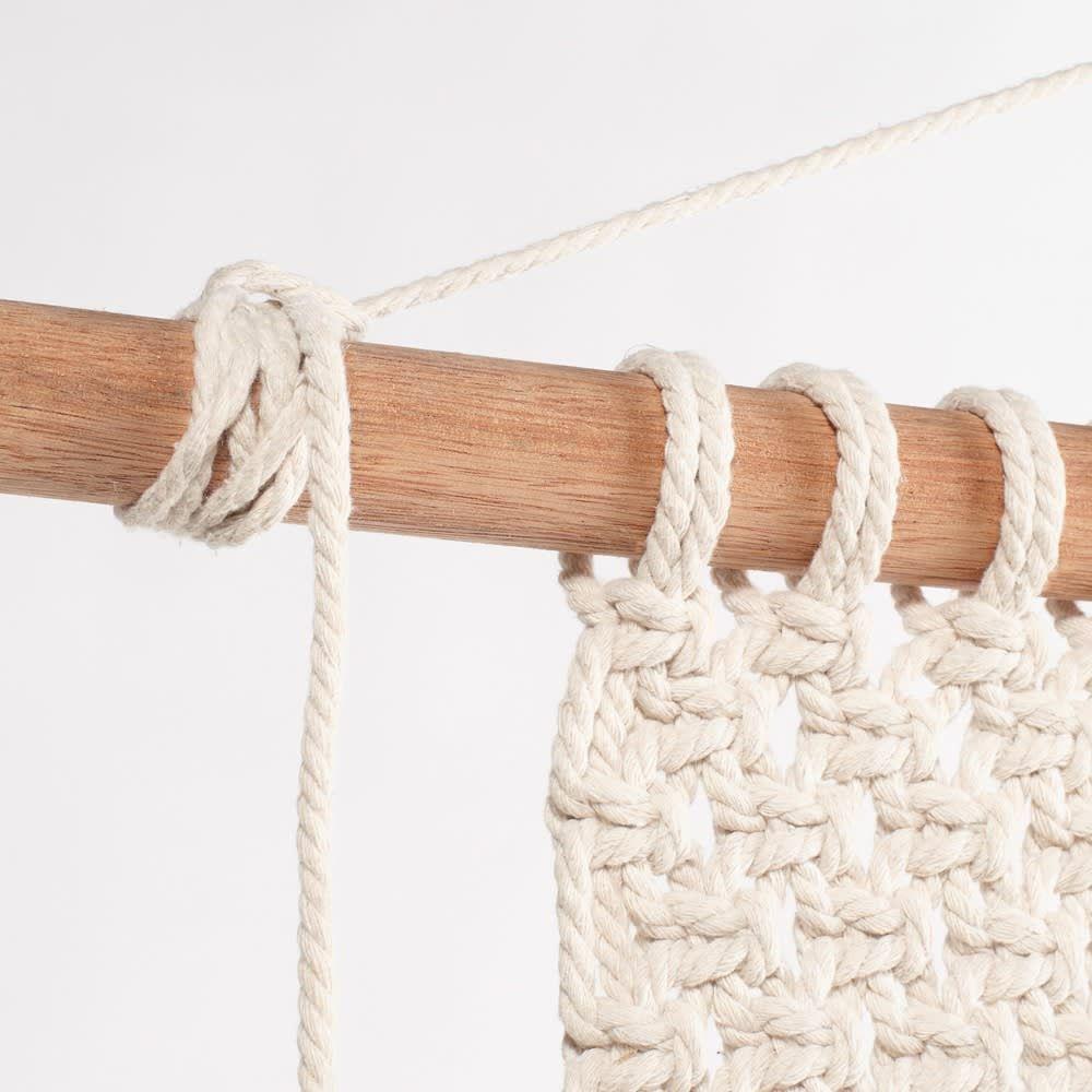 Cotton And Cord Macrame Headboard Alawa Macrame Headboard Headboard Rope Bracelet